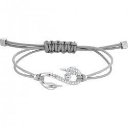 Swarovski 5511778 Armband Damen Power Collection Weiss Silber-Ton