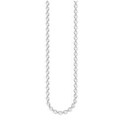 Thomas Sabo X0091-001-12 Weitanker-Kette Herren Sterling-Silber