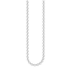Thomas Sabo X0091-001-12 Weitanker-Kette Silber