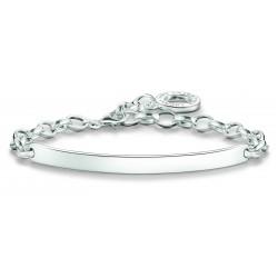 Thomas Sabo X0211-001-12 Charm-Armband Classic Silber
