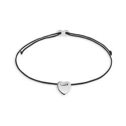 XENOX XS1671 Armband Crazy Daisy Silber Herz