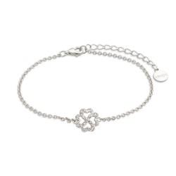 Xenox XS2928 Armband Damen Kleeblatt Sterling-Silber