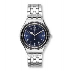 Swatch YGS476G Armbanduhr Edgar Edelstahl Datum Ø 37,40 mm