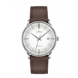 Junghans 027/4050.00 Herren-Uhr Meister Classic Analog Automatic Leder