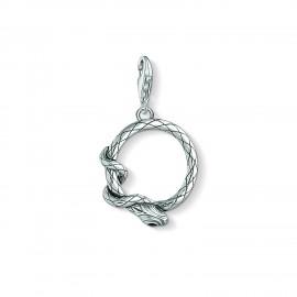 Thomas Sabo Rebel 1543-664-21 Charm-Anhänger Vintage Schlange Silber