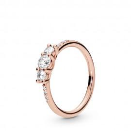 Pandora Rose 186242CZ Ring Damen Sparkling Elegance