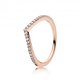 Pandora Rose 186316CZ Ring Shimmering Wish