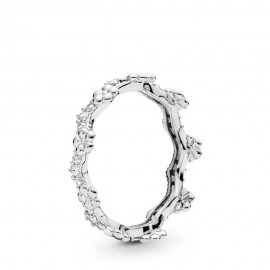 Pandora 197924CZ Ring Damen Flower Crown Sterling-Silber