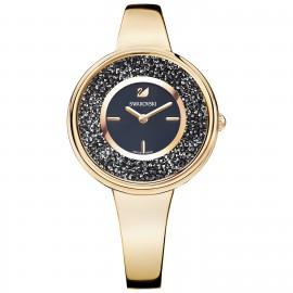Swarovski 5295334 Damen-Armbanduhr Crystalline Pure Rosé