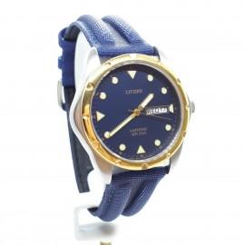 Citizen 5500-R11369 Herren-Uhr GN-4-S Analog Quarz mit Armband