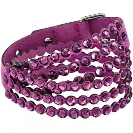 Swarovski 5511699 Armband Damen Power Collection Slake Violett