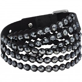 Swarovski 5512512 Armband Damen Power Collection Slake Schwarz
