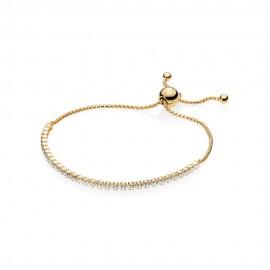 Pandora Shine 560524CZ Armband Damen Sparkling Strand Gold Silber