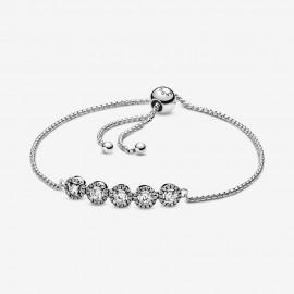 Pandora 598510C01 Armband Damen Rundes Funkeln Silber