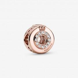 Pandora Rose 789059C01 Charm Offenes Pavé Crown O