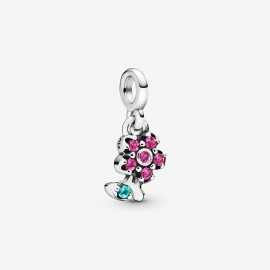 Pandora Me 798391NCC Charm-Anhänger Meine Hübsche Blume Silber