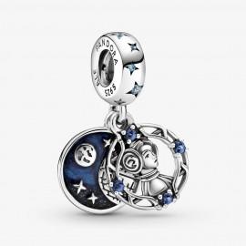 Pandora Star Wars 799251C01 Charm-Anhänger Prinzessin Leia Sterling-Silber