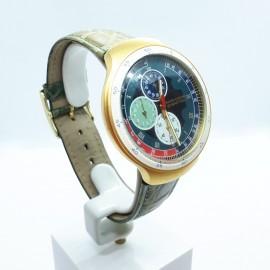 United Colors of Benetton 937.0030.30 Armband-Uhr Chronograph Lederband