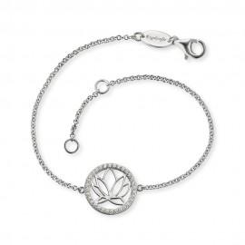 Engelsrufer ERB-LOTUS-ZI Armband Damen Lotus Silber