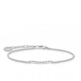 Thomas Sabo A2001-001-21 Armband Damen Kugeln Sterling-Silber