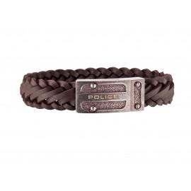 Police PJ26057BLEBR.03-L Armband CENTAUR