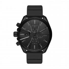 Diesel DZ4507 Herren-Uhr MS9 Chrono Quarz mit Silikon-Armband Ø 48 mm