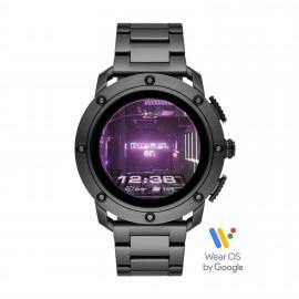 Diesel DZT2017 Smartwatch Herren Axial mit Edelstahl-Armband Ø 48 mm