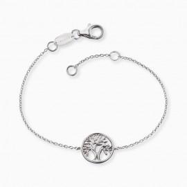 Engelsrufer ERB-LILTREE Armband Damen Lebensbaum Silber