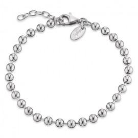 Engelsrufer ERBK-20-4S Kugel-Armband Silber Rhodiniert