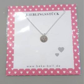 Beka & Bell 5022 Armband Lieblingsstück Flamingo Silber 19 cm