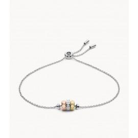 Fossil JFS00471998 Armband Damen Vintage Facets Silber
