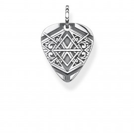 Thomas Sabo PE836-637-21 Anhänger Dog Tag Sterling-Silber