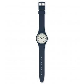 Swatch SO28N101 Armband-Uhr Sigan Analog Quarz Kunststoff-Armband