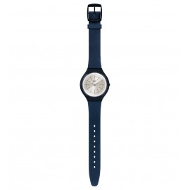 Swatch SVUN106 Armbanduhr Skin Saphira Quarz Silikon Armband Ø 40,00 mm