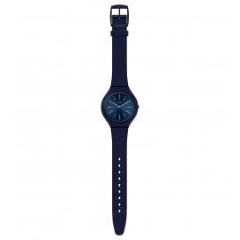 Swatch SVUN107 Armbanduhr Skindeep Quarz Silikon Armband Ø 40,00 mm