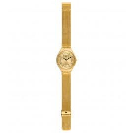Swatch SYXG102M Armbanduhr Skindoro Quarz Edelstahl Armband Ø 38,00 mm