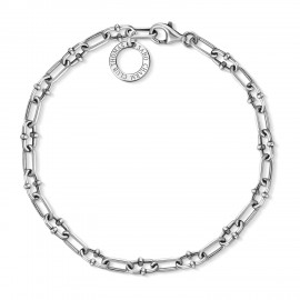Thomas Sabo Rebel X0255-637-21 Charm-Armband Silber