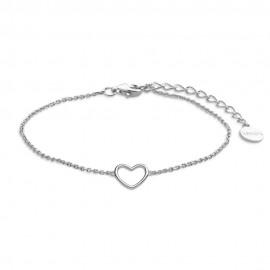 Xenox XS1757 Armband Damen Herz Sterling-Silber