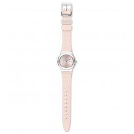 Swatch YLZ101 Armband-Uhr Swatch By Coco Ho Analog Quarz Silikon-Armband