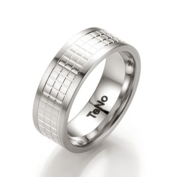 TeNo Ring TaMoR 069.2200.D41 Herren Edelstahl Gr. 64