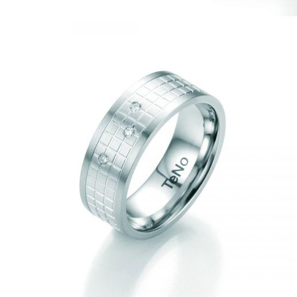 TeNo Ring 069.22S01.D41 Gr. 54