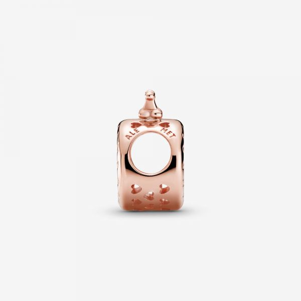 Pandora Rose 789036C00 Charm Damen Logo & Crown O
