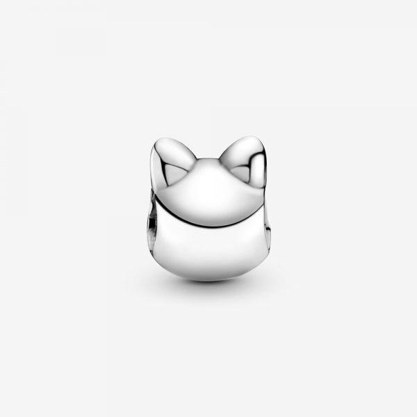 Pandora 791706 Charm Damen Kätzchen Sterling Silber