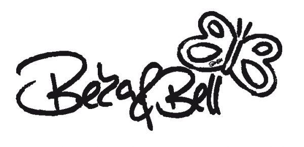 Beka & Bell 5024 Halskette Anhänger Schul-Kind Mädchen Schlaufuchs Silber