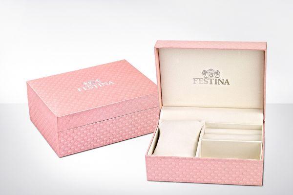 Festina F16588/1 Damen-Uhr Trend Ceramic Ø 32 mm