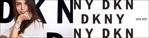 DKNY NY2330 Damen-Uhr Rockaway Chronograph Edelstahl Gold-Ton Ø 38 mm