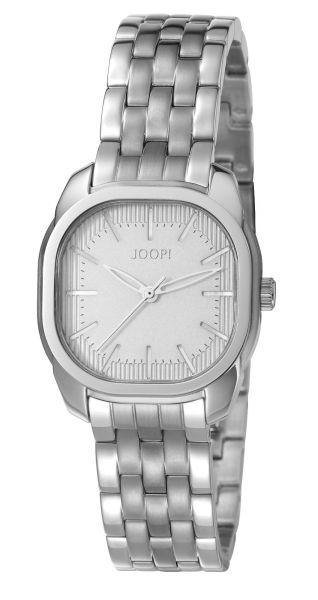 JOOP! JP101832003 Damenuhr Simply Silver Qautz Edelstahl-Band Ø 30 mm