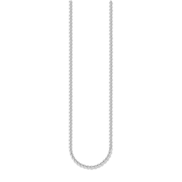 Thomas Sabo KE1107-001-12 Kette Venezia Unisex Silber