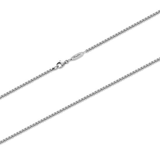 Thomas Sabo KE1108-001-12 Kette Venezia Sterling-Silber Geschwärzt