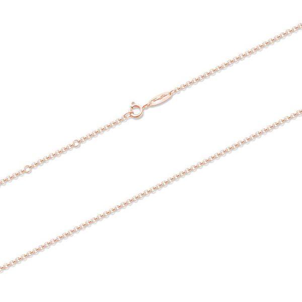Thomas Sabo KE1219-415-12 Halskette Damen Silber Roségold Vergoldet